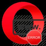 Что делать, если Опера не открывает сайты
