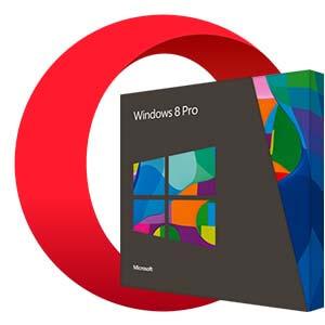 Браузер Opera для windows 8