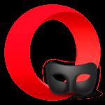 Режим инкогнито в Opera